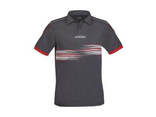 Donic Polo-Shirt Raceflex anthrazit