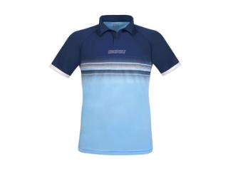 Donic Polo-Shirt Draft hellblau