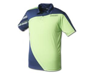 DONIC Polo-Shirt Nevada lime/navy in S