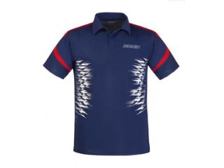 DONIC Polo-Shirt Airflex navy M