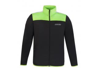 Donic Anzug Fuse sw/lime L