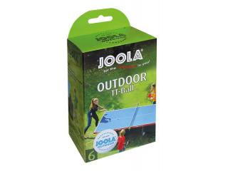 JOOLA OUTDOOR BALL 6er