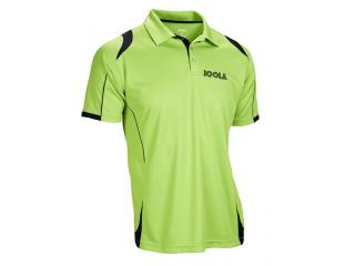 Joola SHIRT EMOX Cotton lime/schwarz M