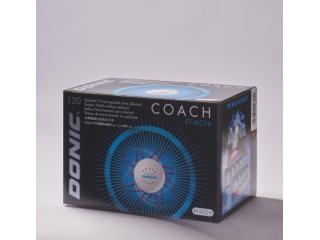 "DONIC ""Coach P40+ Cell-Free 40+"" weiß/120"