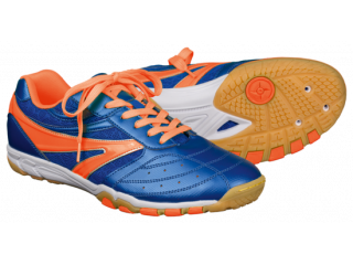 Tibhar Schuh Blue Thunder neon-orange