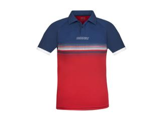 Donic Polo-Shirt Draft rot
