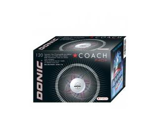 "DONIC ""Coach P40+ * weiss 120"