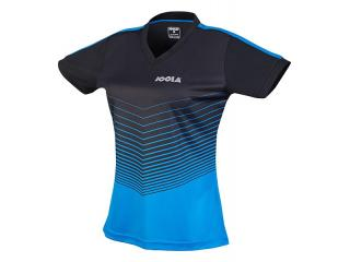 JOOLA Lady Shirt Move schwarz-blau