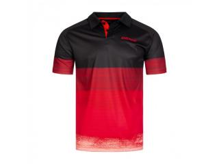 Donic Polo-Shirt Force rot
