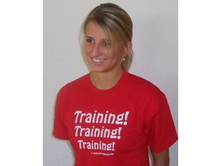 KULT T-SHIRT training, training.....