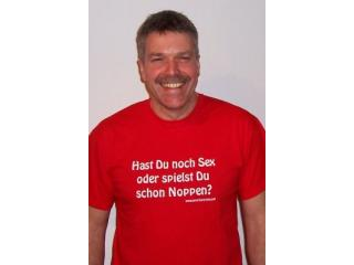 KULT T-SHIRT, Hast du noch Sex...