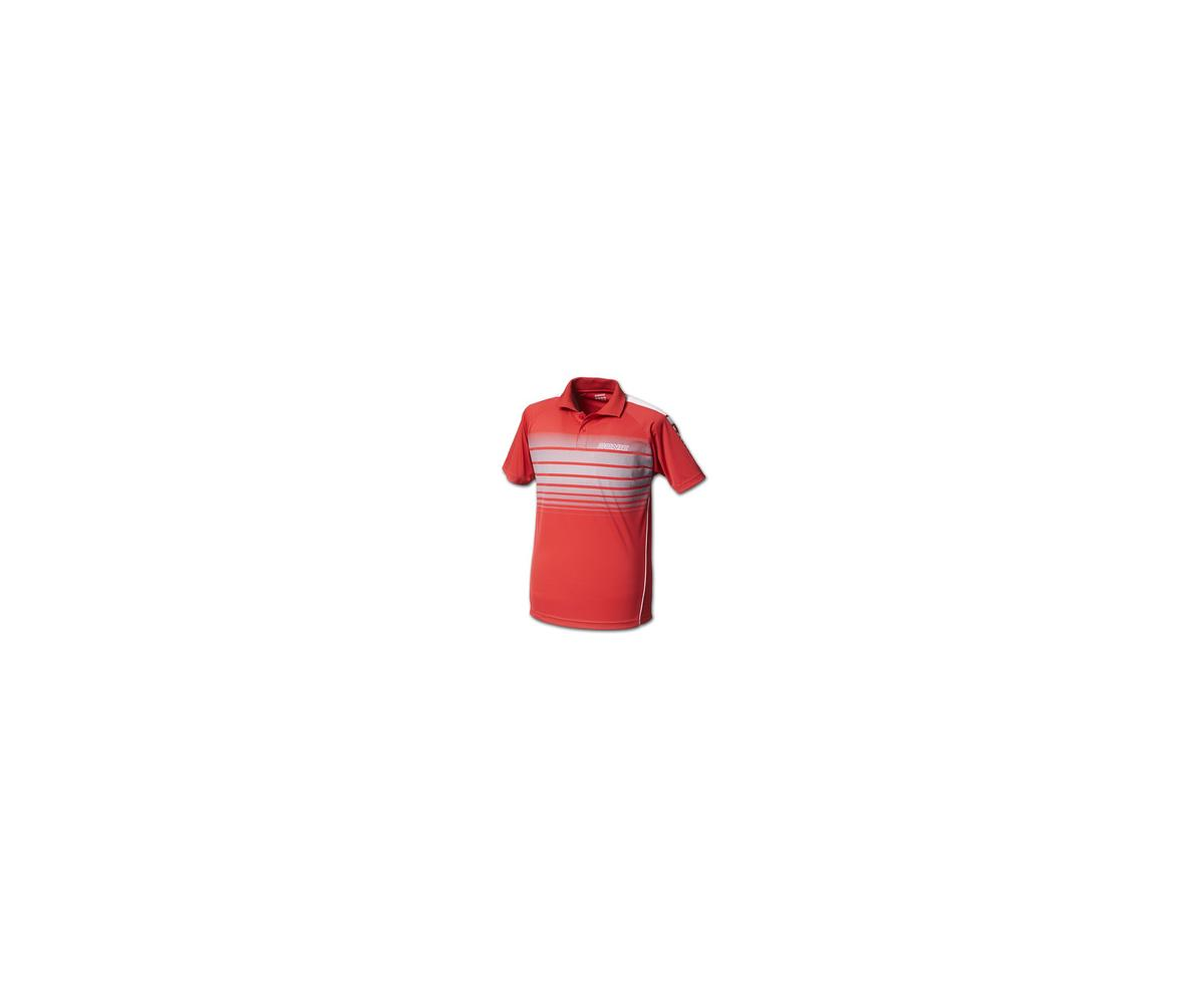 DONIC Polo-Shirt Dakota rot