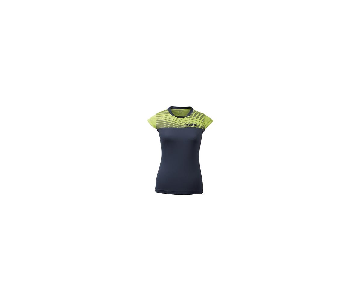 Donic Ladies-Shirt Liberty lime/navy
