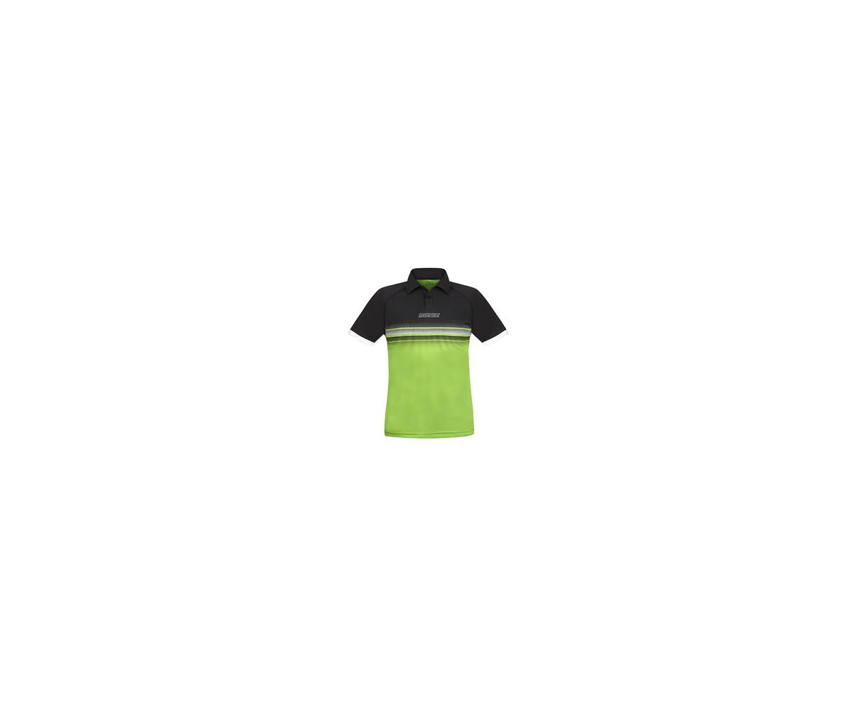 Donic Polo-Shirt Draft lime