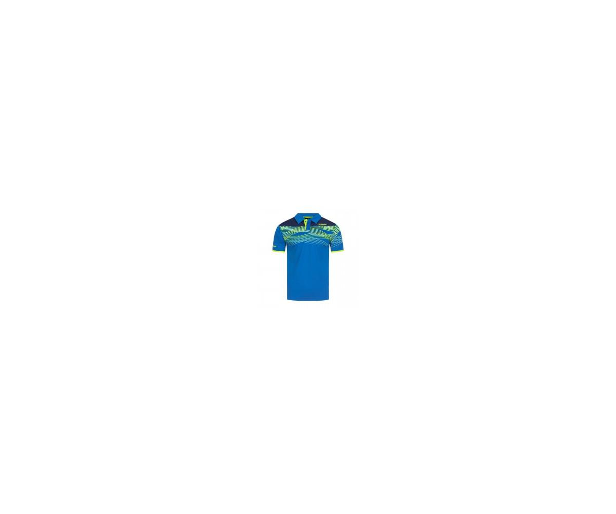 Donic Polo-Shirt Clash blau